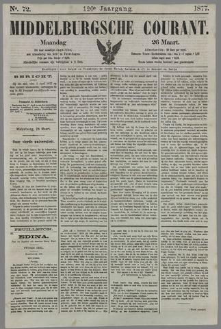 Middelburgsche Courant 1877-03-26