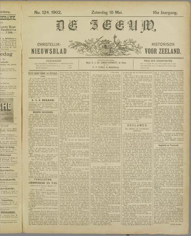 De Zeeuw. Christelijk-historisch nieuwsblad voor Zeeland 1902-05-10