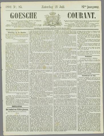 Goessche Courant 1894-07-21