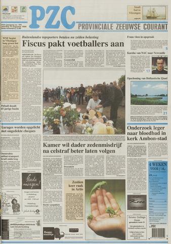 Provinciale Zeeuwse Courant 1999-08-14