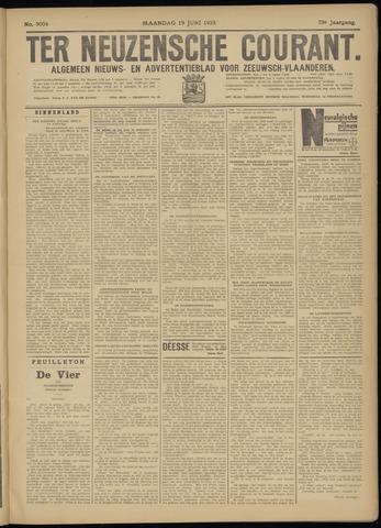 Ter Neuzensche Courant. Algemeen Nieuws- en Advertentieblad voor Zeeuwsch-Vlaanderen / Neuzensche Courant ... (idem) / (Algemeen) nieuws en advertentieblad voor Zeeuwsch-Vlaanderen 1933-06-19