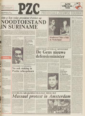 Provinciale Zeeuwse Courant 1980-08-15
