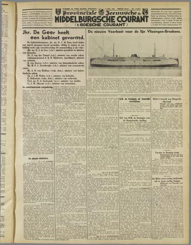 Middelburgsche Courant 1939-08-09