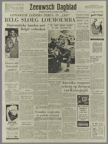 Zeeuwsch Dagblad 1960-07-15