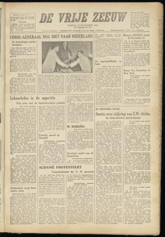 de Vrije Zeeuw 1946-11-15