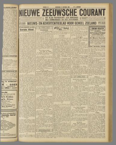 Nieuwe Zeeuwsche Courant 1931-10-17