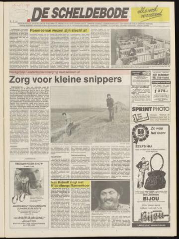 Scheldebode 1990-04-12