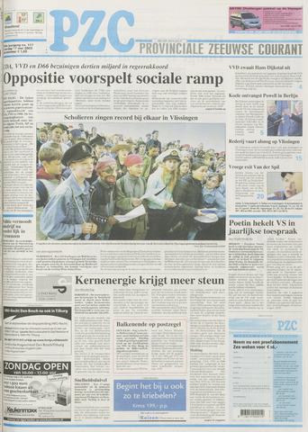 Provinciale Zeeuwse Courant 2003-05-17
