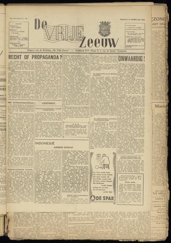 de Vrije Zeeuw 1946-02-22