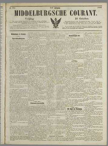 Middelburgsche Courant 1908-10-16