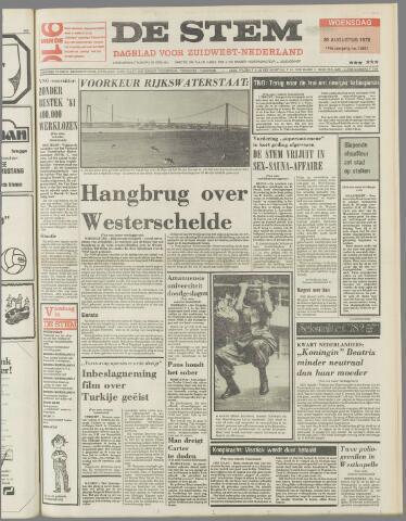 de Stem 1978-08-30