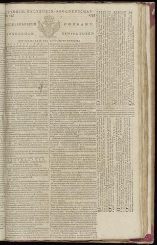 Middelburgsche Courant 1795-10-01