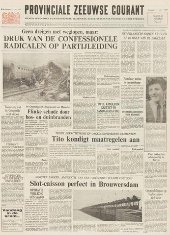 Provinciale Zeeuwse Courant 1971-05-03