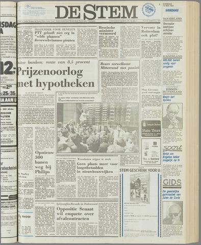 de Stem 1981-05-12