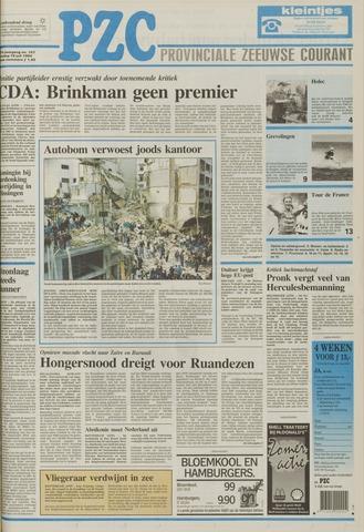 Provinciale Zeeuwse Courant 1994-07-19