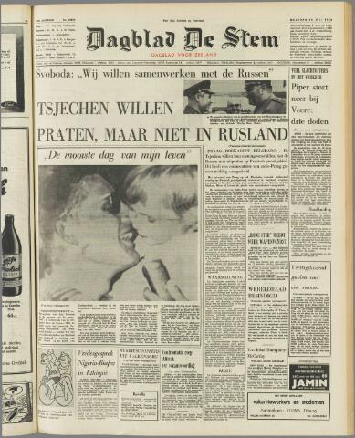 de Stem 1968-07-22