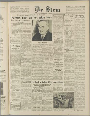 de Stem 1948-11-04