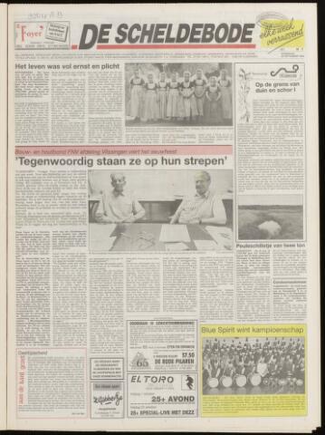 Scheldebode 1993-09-29
