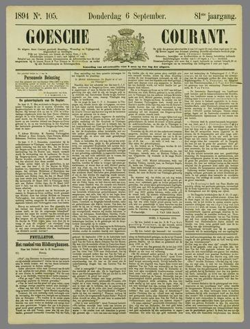 Goessche Courant 1894-09-06