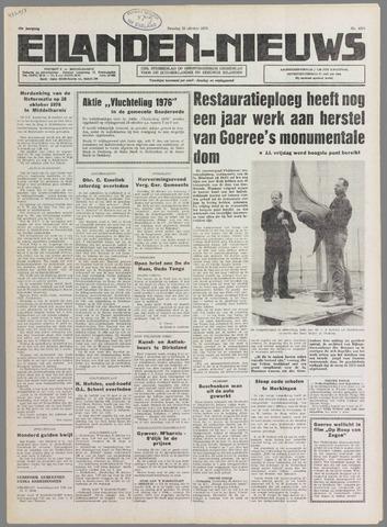 Eilanden-nieuws. Christelijk streekblad op gereformeerde grondslag 1976-10-26