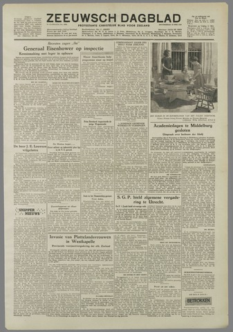 Zeeuwsch Dagblad 1951-05-10