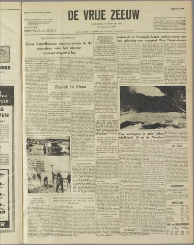 de Vrije Zeeuw 1962-02-15