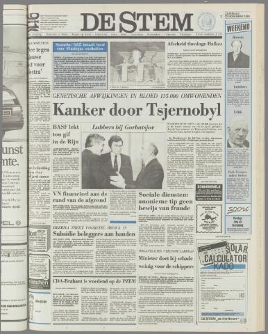 de Stem 1986-11-22