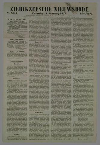 Zierikzeesche Nieuwsbode 1873-01-18