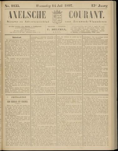 Axelsche Courant 1897-07-14