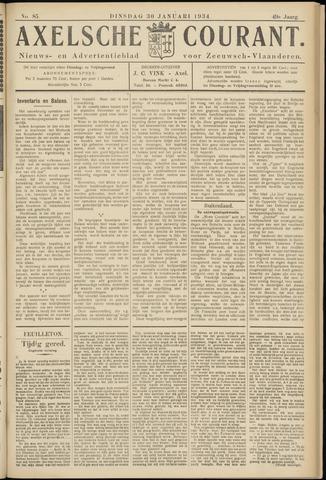Axelsche Courant 1934-01-30
