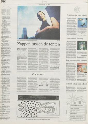 Provinciale Zeeuwse Courant | 31 juli 2002 | pagina 46