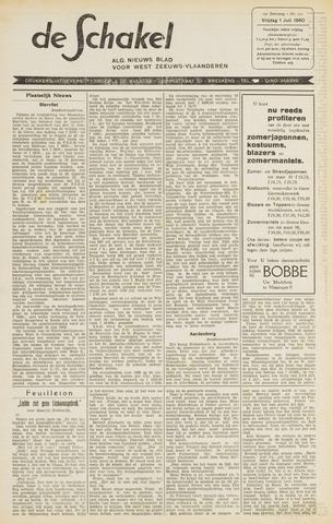 De Schakel 1960-07-01
