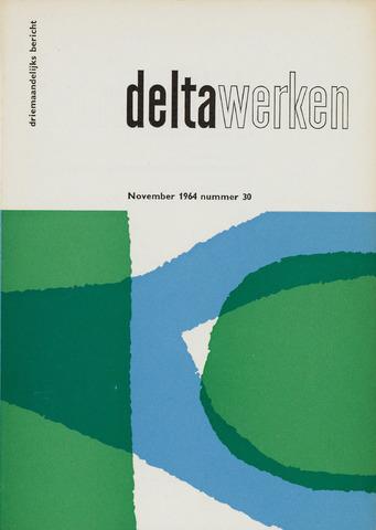 Driemaandelijks bericht Deltawerken 1964-11-01