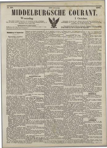 Middelburgsche Courant 1902-10-01