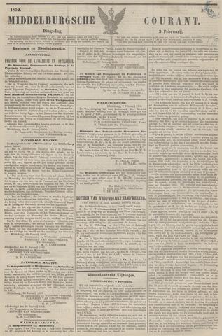 Middelburgsche Courant 1852-02-03