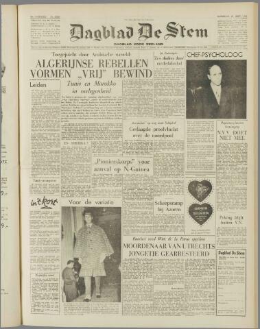 de Stem 1958-09-20