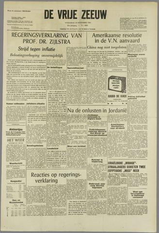 de Vrije Zeeuw 1966-11-30