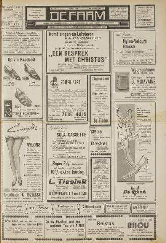 de Faam en de Faam/de Vlissinger 1960-04-15