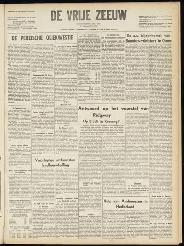de Vrije Zeeuw 1951-07-05