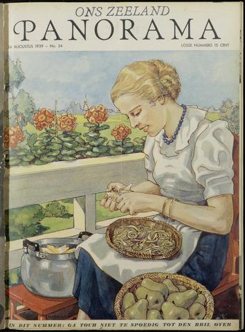 Ons Zeeland / Zeeuwsche editie 1939-08-24