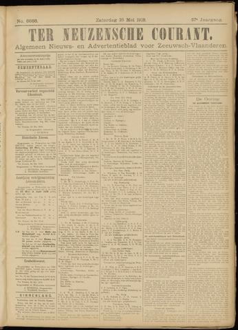 Ter Neuzensche Courant. Algemeen Nieuws- en Advertentieblad voor Zeeuwsch-Vlaanderen / Neuzensche Courant ... (idem) / (Algemeen) nieuws en advertentieblad voor Zeeuwsch-Vlaanderen 1918-05-25