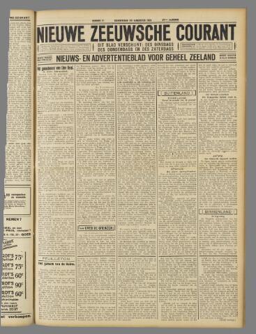 Nieuwe Zeeuwsche Courant 1931-08-20