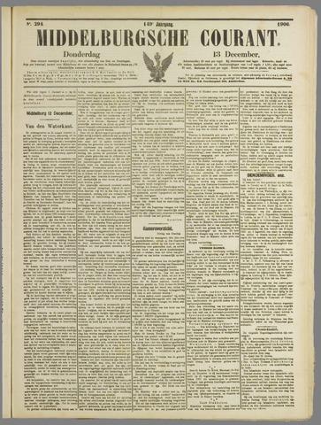 Middelburgsche Courant 1906-12-13