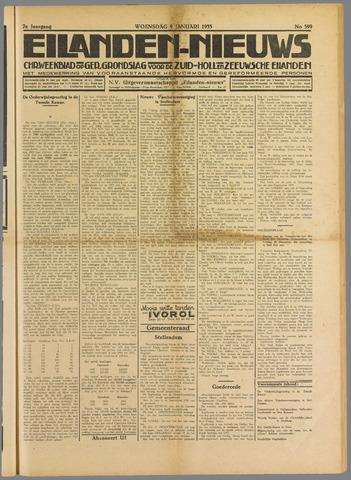 Eilanden-nieuws. Christelijk streekblad op gereformeerde grondslag 1935-01-09