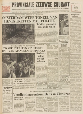 Provinciale Zeeuwse Courant 1969-06-13