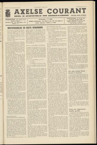 Axelsche Courant 1964-05-09