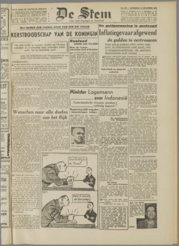 de Stem 1945-12-22