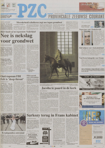 Provinciale Zeeuwse Courant 2005-06-01