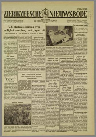 Zierikzeesche Nieuwsbode 1960-06-14