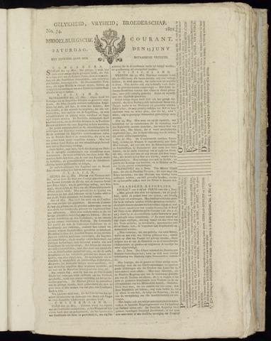 Middelburgsche Courant 1801-06-13
